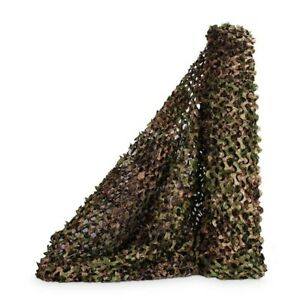 Camo Netting, Camouflage Net Blinds Great for Sunshade Camping Shooting Hunting