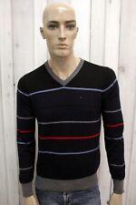 WOOLRICH Uomo Taglia M Maglione Lana Sweater Pullover Maglietta Maglia Man Pull