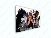 Naruto Anime Movie Canvas Print Art Home Decor Wall Art