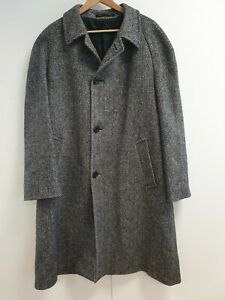 Austin Reed Overcoat S Wool Outer Shell Men For Sale Ebay