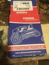 PIONEER Rubber/Steel Bolt-On Motor Mount Small Block Chevy/Inline-6 P/N 602267