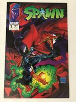SPAWN #1 NM 1st Appearance Of Spawn 1992 Todd McFarlane Image Comics