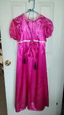 Regency Era Dress~Jane Austen-Girls size 14-) with matching reticule