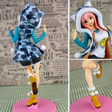 "SUPER SONICO Tora Tiger Parka Ver. 23cm/9.2"" PVC 1/8 Scale Painted Figure NB"