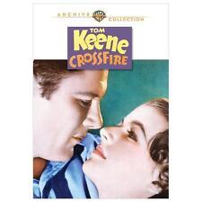 Cross Fire (1933) DVD Tom Keene, Betty Furness, Edgar Kennedy, Eddie Phillips