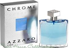 Treehousecollections: Azzaro Chrome EDT Perfume Spray For Men 100ml