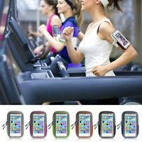 Workout Pouch Arm Holder for Mobile Phone Sport Armband Gym Running Jogging Case