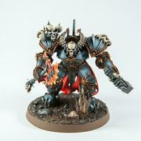 Chaos Star Lord / Warhammer 40k Proxy Chaos Space Marine Lord