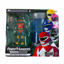 Hasbro - Power Rangers Lightning Collection: Mighty Morphin Zordon & Alpha 5 NIB