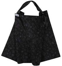 KissKiss HugHug Breast Feeding Cover Black