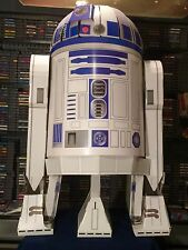 Life Size Star Wars R2D2 Store Display Prop Cardboard Standee Statue 1999