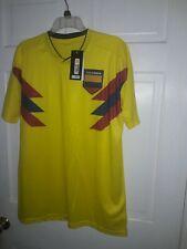 New listing República de Colombia Patriotic Flag soccer sports T-Shirt bandera camiseta . L