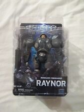 """Neca Heroes of the Storm Series 3 Renegade Commander Raynor 7"""" Action Figure New"""