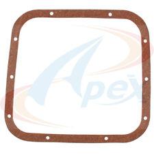 Engine Oil Pan Gasket Set Lower AOP519 fits 1993 Nissan Altima 2.4L-L4