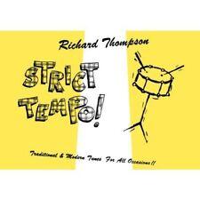 Richard Thompson - Strict Tempo! NEW CD