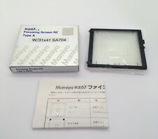 【NEW IN BOX】Mamiya RZ67 Pro II Focusing Screen Type A FROM JAPAN
