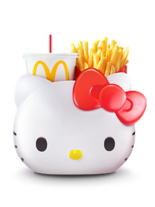 McDonald's Hello Kitty Carrier (Limited Edition)