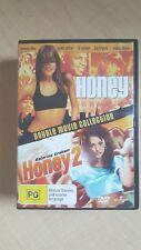 Honey / Honey 2 [ 2 DVD Set ] Region 4, FREE Next Day Post