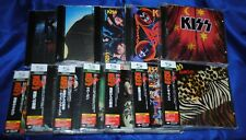 KISS-12CD Set-Hotter Than Hell/Dressed To Kill/Love Gun/Dynasty/Unmasked/Animali