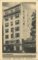 Washington, D.C. -  Hotel National - 1930 - ARCHITECTURE
