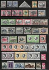 Collection of Old Stamps - South West Africa . . . . . 5 pages