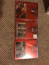 Spider-Man 1 2 3 Trilogy (2012, Canada) Futureshop Exclusive Steelbooks NEW