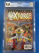 X-FORCE #116 (2001) CGC 9.8 1st Doop Zeitgeist Anarchist U-Go Girl! X-Statix!