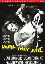 UNTIL THEY SAIL (1957 Paul Newman, Joan Fontaine) -  Region Free DVD - Sealed