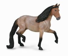 Breyer CollectA 88791 Mangalarga Marchador stallion bay roan stall miniatures<><