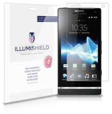iLLumiShield Anti-Bubble/Print Screen Protector 3x for Sony Ericsson Xperia S
