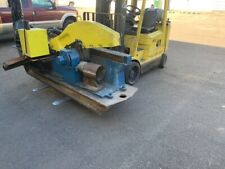24� Canton Alligator Shear Great For Scrap Metal Cutting & Recycling 230 Volt