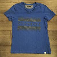 Herren T-Shirt CORE JACK & JONES * Gr. M * blau*Toll zur Jeans*w.NEU