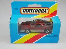 1984 Dodge Daytona Turbo Z (28-E) Matchbox MB75
