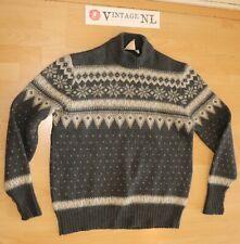 Norweger Pullover SKANDANAVIAN DESIG C&A CA Gr L  70% wolle Mit schaden