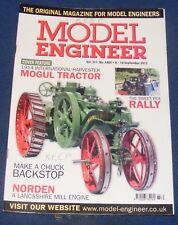 MODEL ENGINEER  6TH - 19TH SEPTEMBER 2013  VOLUME 211 NUMBER 4464