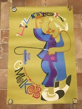 Circus of the USSR. Poster. Anatoly Smykov.