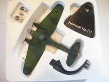 Heinkel He111 - Atlas - BOMBERS of WWII - 1/144