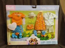 RARE 2003 Barbie Happy Family Midge, Alan, Ryan & Nikki Family Fashions #C3883