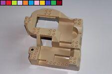 Lego Duplo - Felsen Höhle - 3D - beige - Steinbruch Zoo
