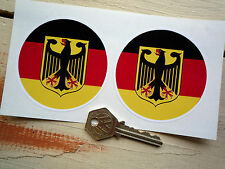 GERMAN Roundel stickers Deutsch