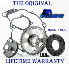 2004 L&A Designs Raptor 660 One Way Starter Clutch bearing with gear & puller