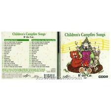 Children's Campfire Songs by Karaoke CDG Plus