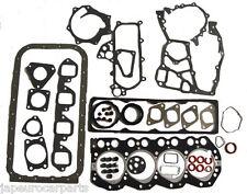 Se adapta a Nissan Terrano Maverick 2.7 TD TD27 Completa Motor Junta De Culata Set