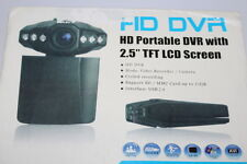 AS SEEN ON TV CAR VIDEO RECORDER HD DVR CAMERA USB 2.0 SUV HATCH COUPE 4WD UTE