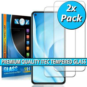 For Xiaomi Mi 11 Lite 5G Gorilla Tempered Glass Screen Protector Film Cover
