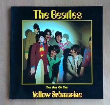 The Beatles: The Art of the Yellow Submarine - ISBN 1873884311