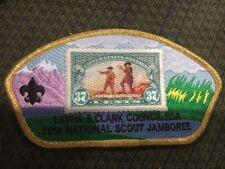 Mint 2010 JSP Lewis & Clark Council GMY Border