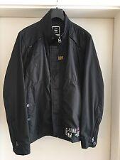 G-Star Raw 3301 Jacke schwarz - Gr. L - leichte Sommerjacke