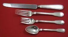 Hamilton aka Gramercy By Tiffany Sterling Silver Dinner Place Setting(s) 4pc