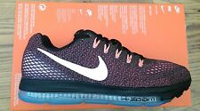 NIKE AIR MAX ZOOM ALL OUT FLYKNIT running / gym / FREE RUN trainers Size UK 6